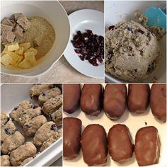 Hungarian Recipes, Pretzel Bites, Healthy Snacks, Sausage, Ice Cream, Sweets, Bread, Homemade, Baking