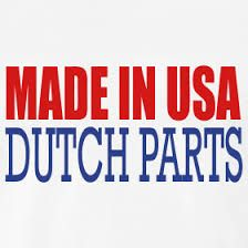 Made in America with Dutch parts - Plazilla.com
