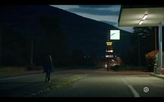 Les Revenants, Canal+ (channeling Gregory Crewdson + Twin Peaks atmospheres)