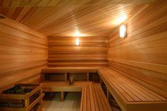 Beautiful Sauna