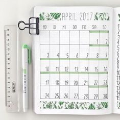 15 Monthly Bullet Journal Spread Ideas That Are Crazy Creative - - Get inspiration for your bullet journal. Monthly bullet journal spread ideas that you need to see! Get inspired, creative and productive this month. Bullet Journal Monthly Log, Bullet Journal Notebook, Bullet Journal Ideas Pages, Bullet Journal Spread, Bullet Journal Inspo, Bullet Journal Washi Tape, Bullet Journal Goals Layout, Washi Tape Notebook, Washi Tape Planner