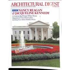 Cover Print of Architectural Digest, December 2004 | $6.60