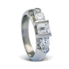 1.47ct diamond ring 3575