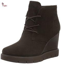 Tommy Hilfiger  P1285ETRA 2B, Bottes Classiques femme - Marron - Braun (COFFEEBEAN 212), 40 - Chaussures tommy hilfiger (*Partner-Link)