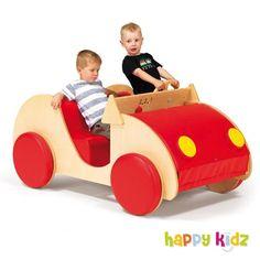 "Spielauto ""Happy Car"" aus Holz"