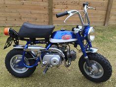 Honda 50cc Monkey Z50A - 1972