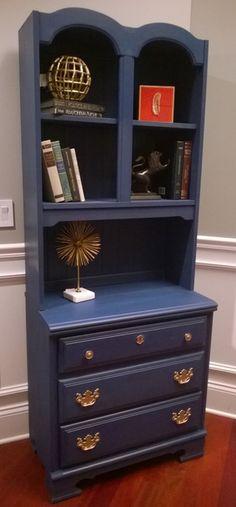 Solid Wood  Bookshelf   —