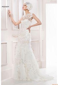 Wedding Dresses Manu García MG0509 2014 Pretty Flower Girl Dresses, Manu Garcia, Boho Chic, Estilo Hippy, Wedding Gowns, Girls Dresses, Bride, Lace, Beautiful
