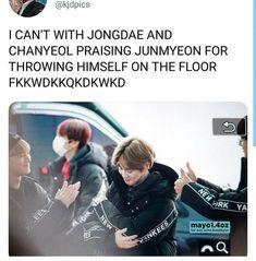 68 ideas for memes heart exo Exo Ot12, Kaisoo, Chanbaek, Steven Universe, Shinee, Funny Memes, Hilarious, Xiuchen, Funny