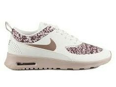 Nike air max thea blache marron