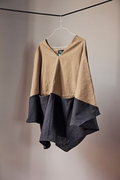 Tunic top Linen top Cotton top Women blouse Long sleeve by Couture Tops, Long Blouse, Minimal Fashion, Corsage, Fashion Outfits, Womens Fashion, Blouses For Women, Casual Dresses, Tunic Tops