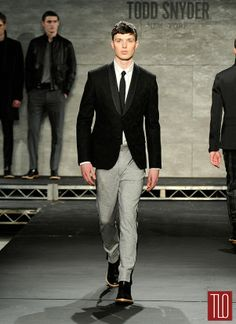 Todd Snyder Fall 2014 Collection | Tom & Lorenzo Fabulous & Opinionated