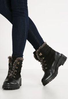 bestil Seven Boot Lane HIMALAYA - Vinterstøvler - black til kr 1.695,00 (15-11-16). Køb hos Zalando og få gratis levering.