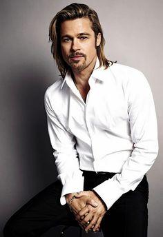Brad Pitt Chanel No. 5 Ad Campaign