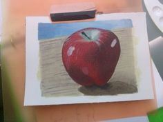 Learning acrylic