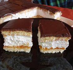 Hungarian Recipes, Sweet Tarts, Dessert Recipes, Desserts, Tiramisu, Cheesecake, Food And Drink, Snacks, Baking