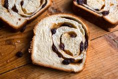 You can use any white bread recipe to make any swirl breads listed below. The cinnamon raisin version is a classic, inspired by a recipe from James Beard. The sherry gives an unusual complexity to the sweet raisins and brown sugar, and most of the alcohol is cooked off while the mixture simmers. Feel free to use apple cider instead. This recipe makes two loaves, one to eat right away, preferably warm from the oven, or toasted and buttered the next day. Freeze the other loaf and use it to make what is arguably the best French toast imaginable. (Photo: Andrew Scrivani for The New York Times)