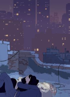 "Tomer Hanuka's ""Perfect Storm / The Known Universe"""