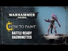 12 Painting Slaanesh Ideas Warhammer Painting Chaos Daemons