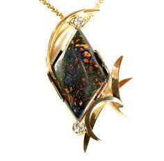Opal Jewelry in Asheville
