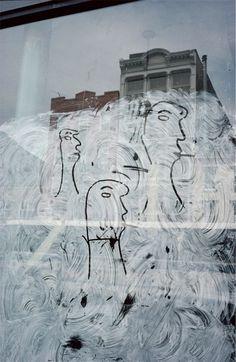 Saul Leiter / East Village, New York