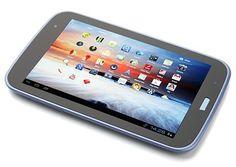 Το γνωστό tablet της Hyundai, το T7S διαθέτει πολλά χαρακτηριστικά που μας αρέσει να συναντάμε σε tablets. Το λογισμικό του είναι το Android 4.0 Ice Cream.