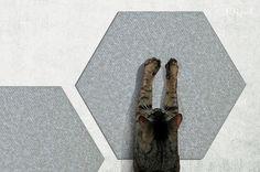 """Drapak dla kota """"Honeycomb"""" 2 sztuki - LILIPUTakcesoria - Drapaki dla kotów"""