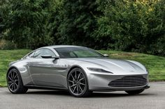 Aston Martin DB10 static