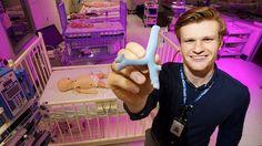 3D printers help surgeons hone their skills on replica body parts