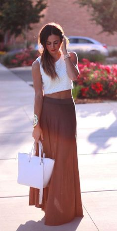 #summer #fashion / lace top