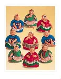 """Twelve Days A Christmas ~Anne Geddes """"Nine ladies dancing"""" Day 9 Anne Geddes, Cute Baby Pictures, Baby Photos, Fiber Optic Christmas Tree, Seven Swans, Fairytale Creatures, Little Buds, Dancing Day, Twelve Days Of Christmas"""