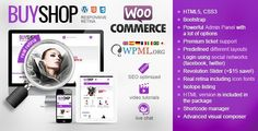 BuyShop v1.1.9 – Responsive WooCommerce WordPress Theme, Ready for Free Download on: HTTPS://UnikTheme.com BuyShop v1.1.9,  We are proud to present our premium, real transformer WordPress WooCommerce theme. It will allow you to create structure according to your needs and requirements. We are sured that it will statisfy all your needs that you are requiring and expecting from ecommerce solution.