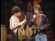 Lindsey Buckingham/John Stewart ~ Spinnin' Of The World ~ Live 1981