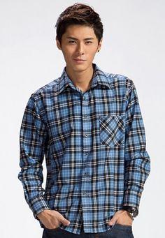 Check Shirt C8 | www.changingrm.com/men-with-charm/197-check-shirt-c8.html