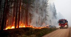 This month, the world saw an unprecedented global heat wave, wildfires in the Arctic Circle – and virtually no headlines about climate change.