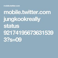 mobile.twitter.com jungkookreally status 921741956736315393?s=09