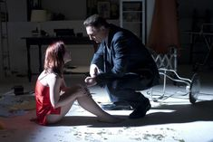 Christina Ricci & Liam Neeson (After. Liam Neeson, Liam Hemsworth, Good Movies To Watch, Go To Movies, Great Movies, Movies And Tv Shows, Gary Oldman, Christina Ricci, Harrison Ford