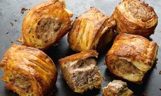 Ready-roll puff pastry recipes: sausage rolls and mince pies | Dan Lepard