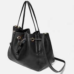 Image 3 of CONVERTIBLE TOTE from Zara