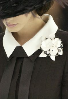 Chanel haute couture s/s 2005