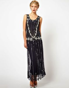 This sequinned Gatsby style dress is ruddy amazing.   http://www.iamintothis.com/2013/11/top-picks-from-this-week-on-high-street.html