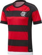 15-16 Flamengo Cheap Home Replica Jersey [B129]