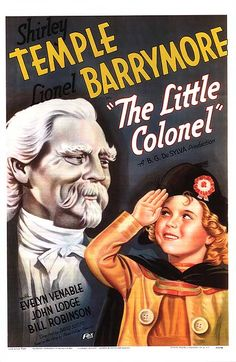 LITTLE COLONEL POSTER - 1935