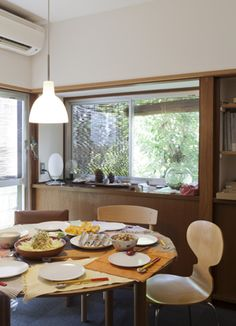 伊礼智設計室 古くて新しい事務所:8006 | 相羽建設:自然素材とOMソーラーの家