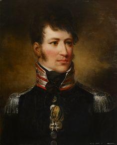 Breda, Carl Fredrik von: Per Otto Adelborg (1814–1818)