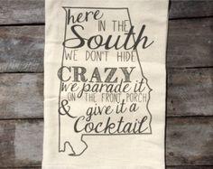 Qui nella struttura di stato del South Alabama