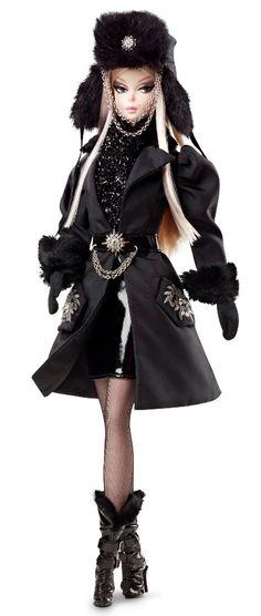 "Russian ""Verushka"" (2011) Silkstone Barbie"