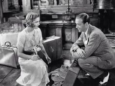 Fred Astaire and Joan Fontaine in  A Damsel in Distress 1937