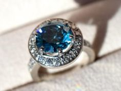 Blue Diamond at Omori Diamonds