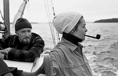 dennis hopper and romy schneider Romy Schneider, A Well Traveled Woman, Modern Hepburn, Sailing Adventures, Pipes And Cigars, Women Smoking, Sailboat, Belle Photo, Nautical